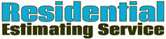 Residential Estimating Service